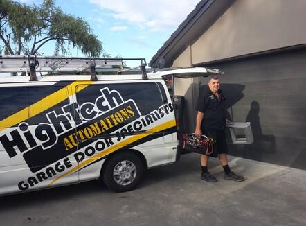 High Tech Automations Waikato Garage Doors Garage Door